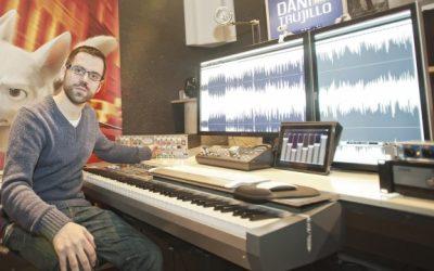 ¿Jingles musicales para televisión y radio? Hablamos de Dani Trujillo.