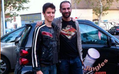 Conocemos a Mario García, la voz de Spiderman.
