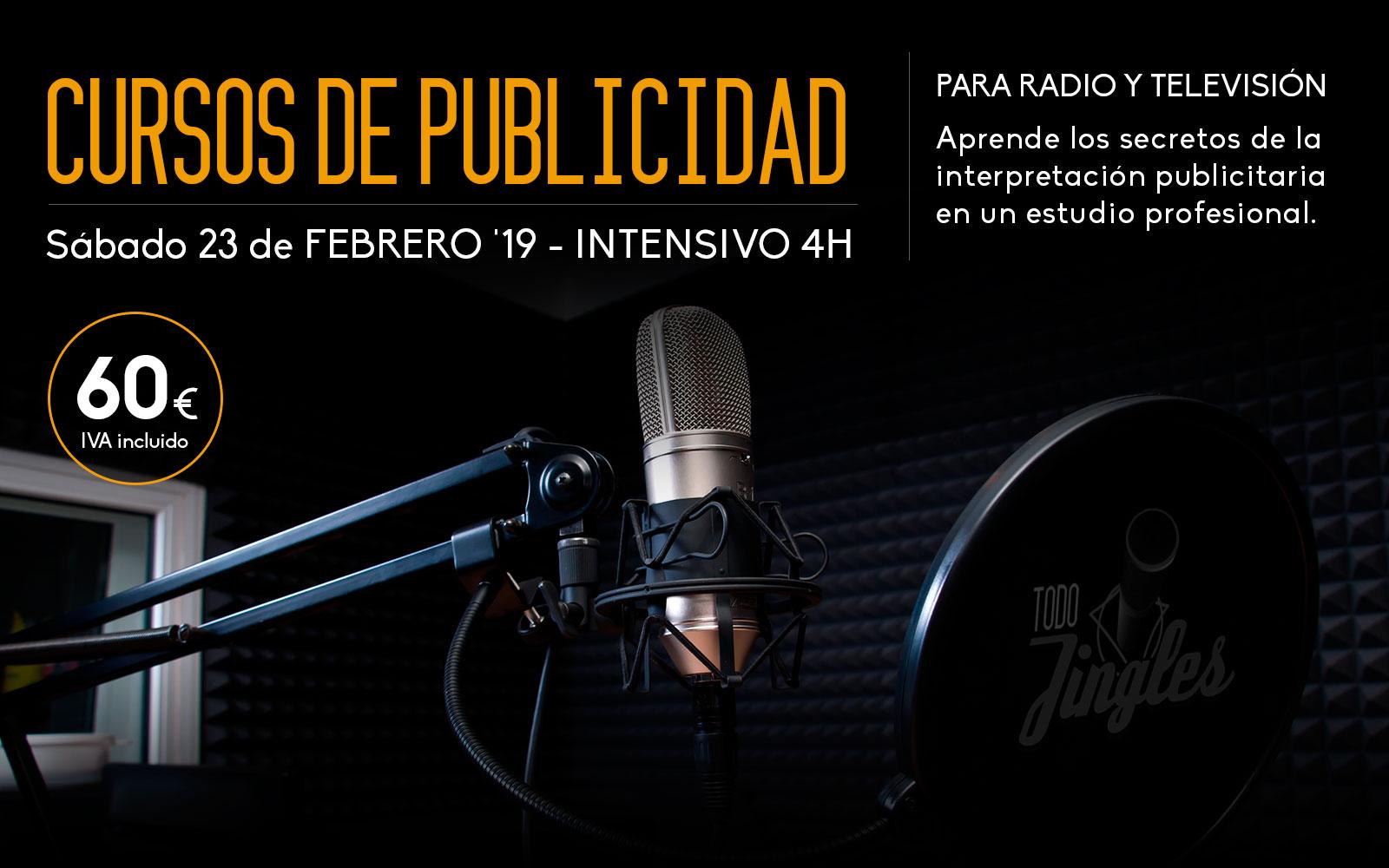 Todojingles - Curso Publicidad 2019