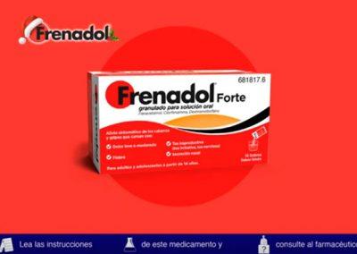 El villancico de Frenadol® Forte