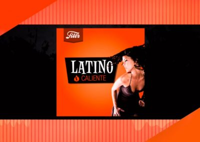 Sony Filtr Latino Caliente Playlist for Spotify