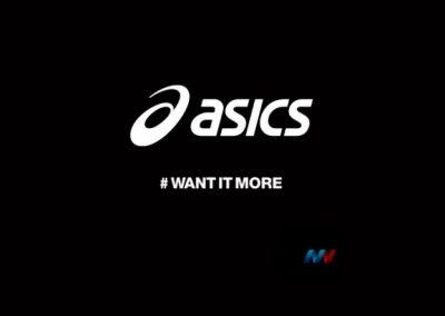 Con quererlo no es suficiente – ASICS