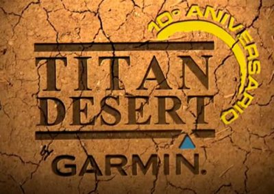Resumen de la Titan Desert 2015 de Mountain Bike.