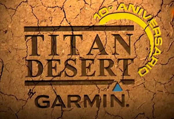 Resumen de la Titan Desert 2015 de Mountain Bike.