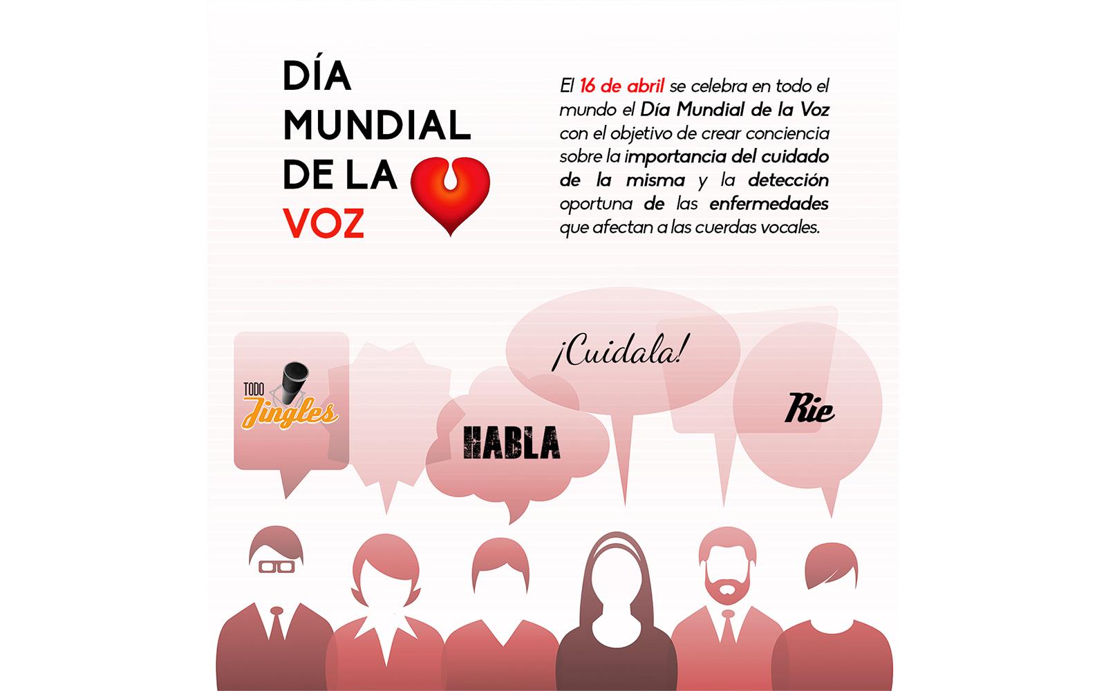 Dia Mundial de la Voz